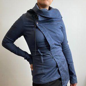Asymmetrical Utility Jacket by Melow -S-